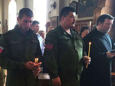 Легендарного казака Павла Дремова отпели в кафедральном соборе Сиднея