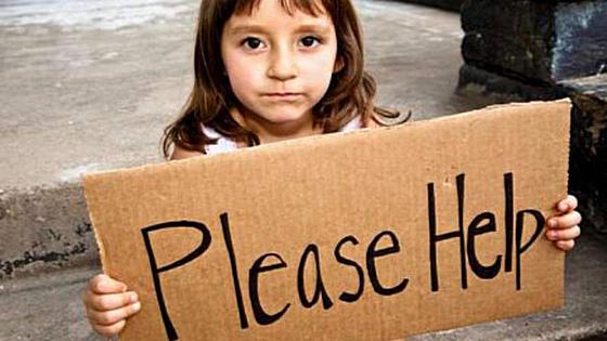 Половина американцев живет на грани нищеты