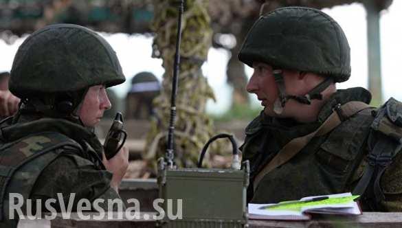 Практика внезапных проверок войск ВВО будет продолжена в 2016 году