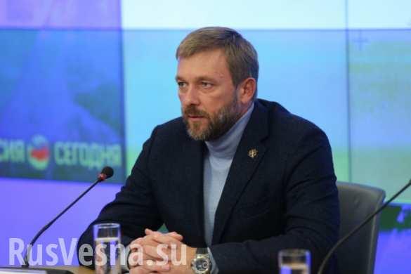 Сенатор Саблин: Украина — царство беззакония, мы сделаем все, чтобы вытащить Женю Мефедова из одесских застенков
