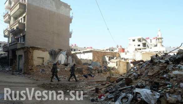 США отправили сирийской оппозиции партию боеприпасов