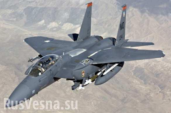 США вывели с базы в Турции 12 истребителей F-15