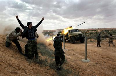 Боевики ДАИШ завладели в Ливии химическим оружием