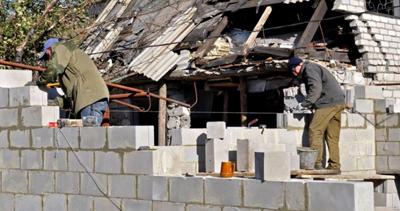 ДНР: предновогодние новоселья в городах, разрушенных войной, представители ОБСЕ в этом не участвовали, хотя и желали