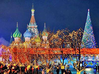 Кремлёвская ёлка порадует детвору Донбасса
