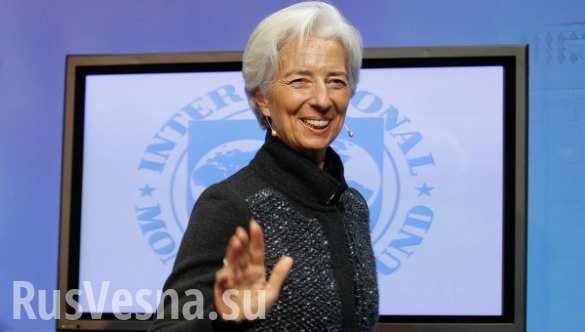 Лагард продолжит руководить МВФ, несмотря на привлечение к суду