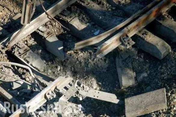 Подрыв оборудования РТПЦ в Ровеньках является спланированным Киевом терактом, — МГБ ЛНР
