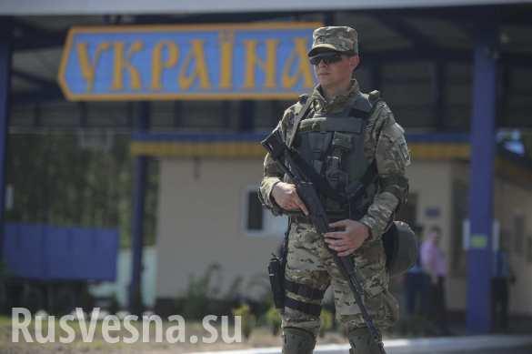 Пограничники Украины не пускают обратно в Крым детей, родившихся после референдума