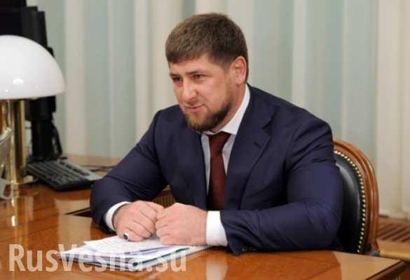 Путин показал себя сильнейшим политиком и лидером среди всех государственных деятелей, — Кадыров
