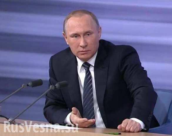 Путин: С 1 января нас ждет ухудшение экономических отношений с Украиной (ФОТО)