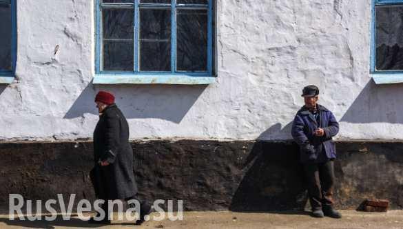 С февраля более 3 тысяч жителей вернулись в город Углегорск в Донбассе