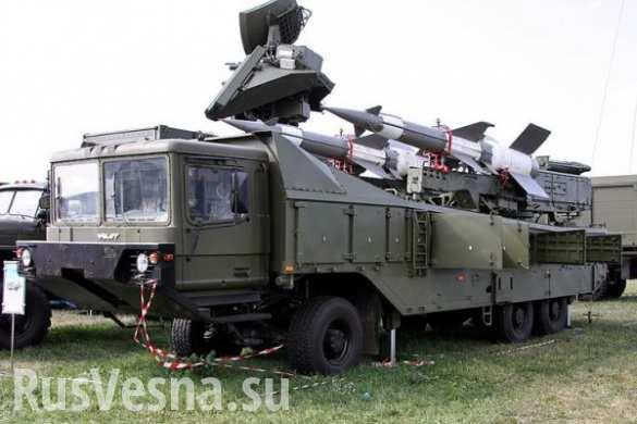 Украина собралась сбивать самолеты НАТО (ВИДЕО)