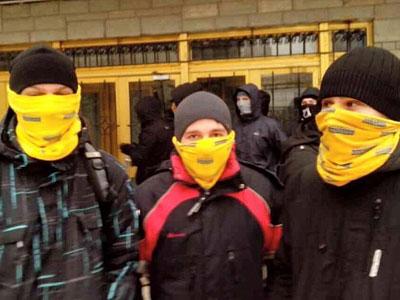 Украинские «патриоты» сорвали в Киеве форум по созданию на Харьковщине особой экономической зоны «Слобожанщина»