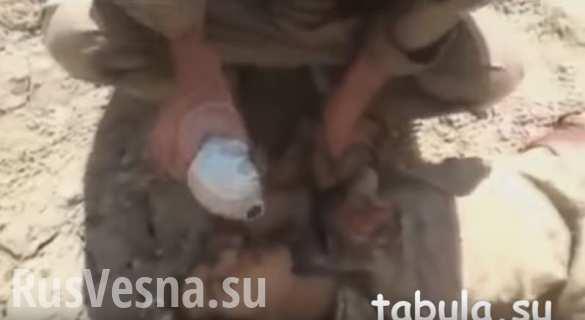 Зачем ты пришел нас убивать? — курды пощадили раненого боевика ИГИЛ (ВИДЕО, перевод)