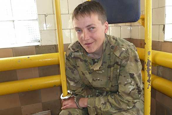 Госсекретарю США Керри следует посетить Савченко, - нардеп Гопко - Цензор.НЕТ 7115