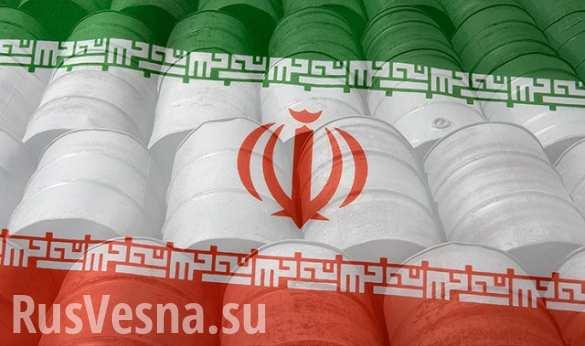 Иран достиг досанкционного уровня нефтедобычи