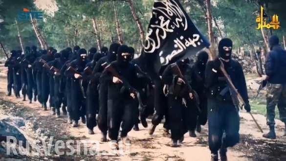МОЛНИЯ: «ан-Нусра» начала масштабное наступление в Алеппо, идут жестокие городские бои