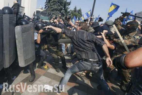 Насилие превыше всего: 20 лет радикализации Украины (ФОТО)
