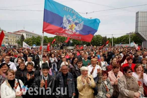 Праздничные мероприятия в честь Дня Республики в ЛНР (РАСПИСАНИЕ)