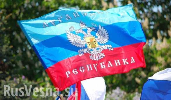 Празднование Дня Республики в ЛНР (ФОТОЛЕНТА ВИДЕО)