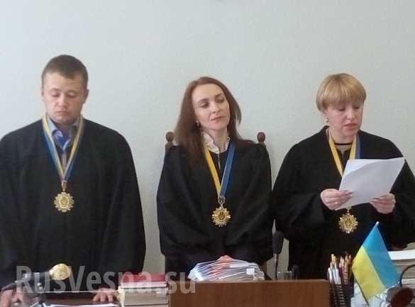 СРОЧНО: Журналиста Коцабу приговорили к 3,5 годам тюрьмы ( ФОТО) | Русская весна