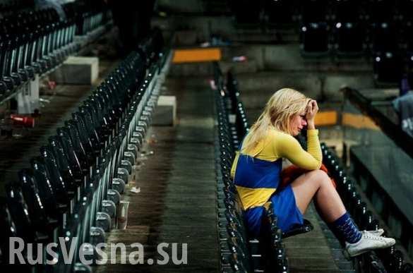 Украинцы массово выезжают из страны, потеряв веру в перемены к лучшему