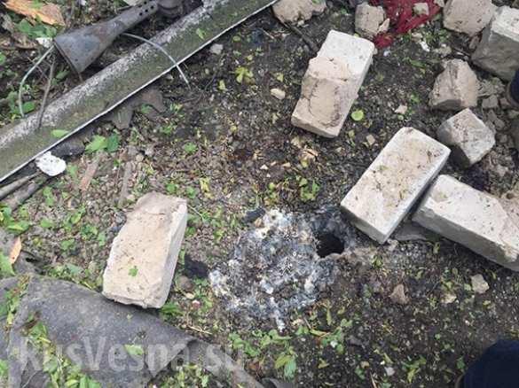 В Днепропетровской области в результате взрыва гранатомета погибли двое мужчин (ФОТО) | Русская весна