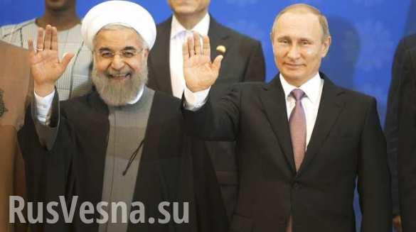 Ближний Восток выбирает Россию