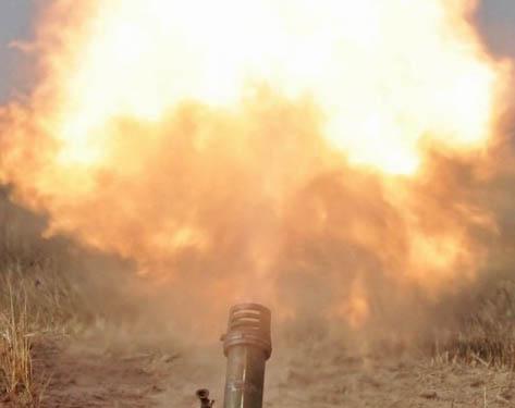 Боевики ВСУ обстреляли столицу ДНР