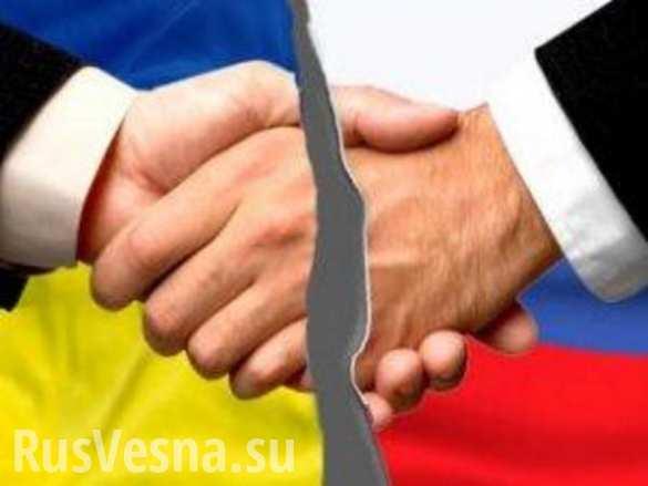 «Маразм, глупость, нравственное преступление», — в Совфеде прокомментировали разрыв Киевом отношений с Москвой
