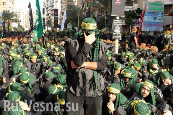 Один из лидеров «Хезболлы» убит взрывом в Сирии