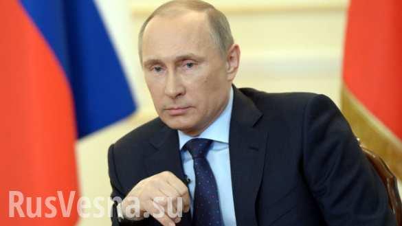США продолжают создавать ПРО, несмотря на отсутствие угрозы со стороны Ирана, — Путин
