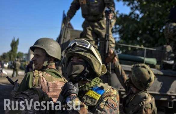 ВСУ выпустили более 40 мин по ясиноватскому блокпосту и северной окраине Донецка