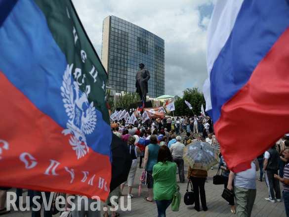 Бизнес РФ поставляет в кредит технику фермерам ДНР и готов инвестировать в другие отрасли