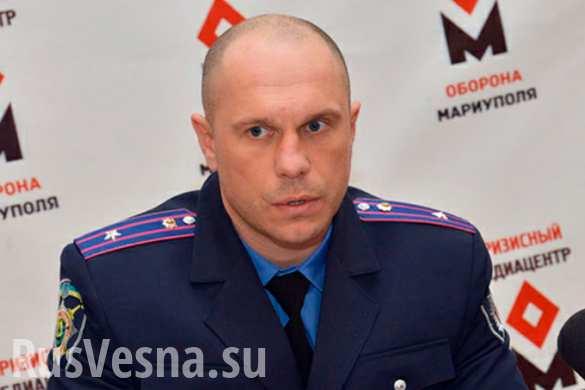 Главный наркополицейский Украины боится провокаций