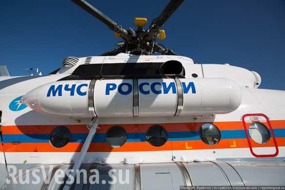 Стали известны имена погибших при падении вертолета в озеро (ФОТО, ВИДЕО)