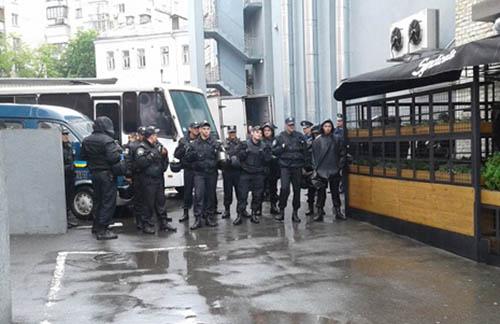 В Киеве проходит ЛГБТ-шабаш для развратников и любителей европейских ценностей