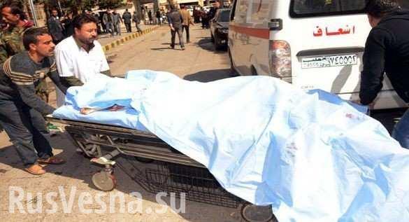 ВАЖНО: ИГИЛ наступает в Дейр эз-Зор, захвачен военный госпиталь, убиты солдаты