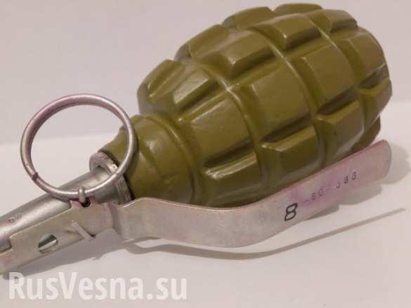 Военнослужащий ВСУ на Донбассе взорвал себя и двух сослуживцев в отместку за унижения