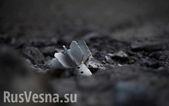 «Азов» обстрелял юг ДНР, ВСУ — Петровский район Донецка