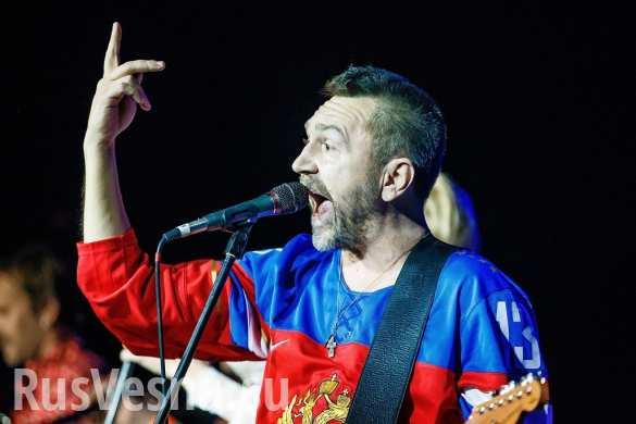 Дмитрий Рогозин предложил отправить на «Евровидение» Шнура (ФОТО)