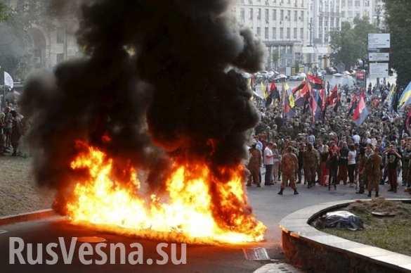 Киев «отрезает головы» неугодным журналистам (ФОТО)