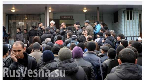 Совет Федерации выступает за визы для Таджикистана и Узбекистана