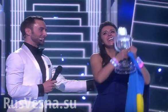 СРОЧНО: Украина победила на «Евровидении-2016»
