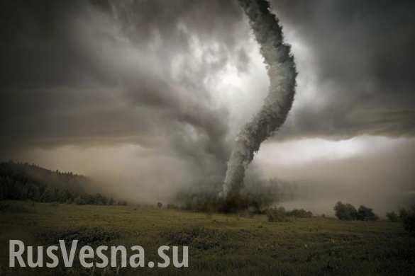 В Ростовской области введен режим ЧС (ВИДЕО)