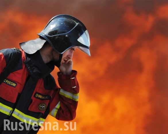 В Ялте в многоэтажке прогремел взрыв