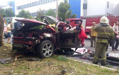 Вчера в центре Донецка взорвался автомобиль. Один человек погиб, трое получили ранения