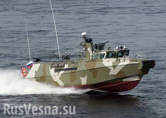 ВМФ России получит передовые катера «Раптор» и рейдовые буксиры спецназначения (ФОТО)