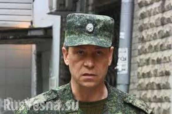 Заменить СММ ОБСЕ вооруженной миссией можно только по решению «нормандской четверки», — Минобороны ДНР