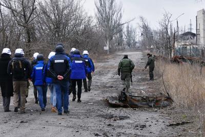 Хроника обстрелов Донецкой области за 15 -16 мая.